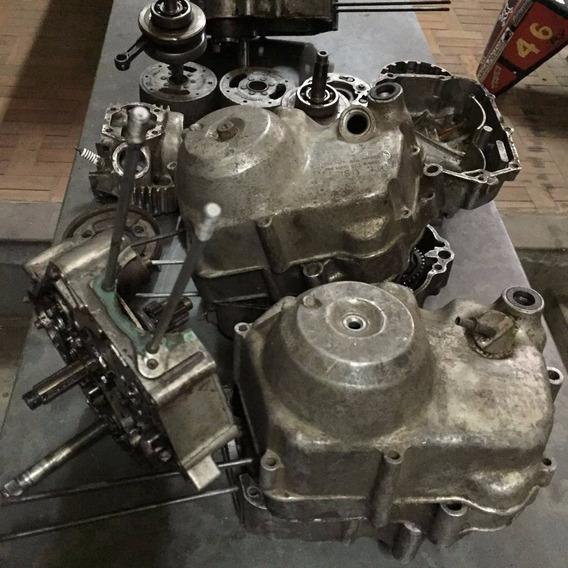 Motor Honda E Caixa De Marcha E Embreagem St70