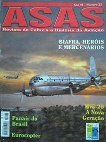 Lote Com 5 Revistas Asas
