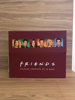 Coleção Completa De 10 Anos- Friends