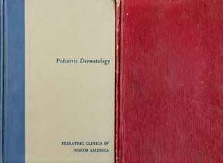 2 Libros Medicina Pediatrica Dermatologia + Niño Con Asma