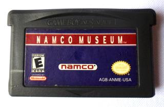 Namco Museum - Juego Game Boy Advance