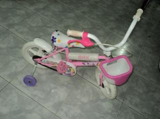Rodado 12 Nena Con Canasto