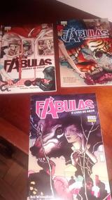 Fábulas - Panini ( Vol. 1-6)