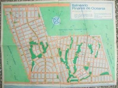 Vendo O Permuto Terreno En Oceania Polonio A 3c De La Playa