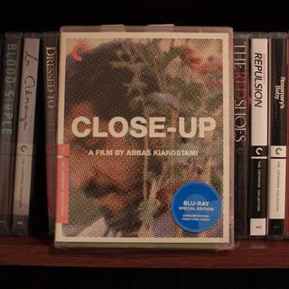 Criterion - Close-up (bluray) - Abbas Kiarostami