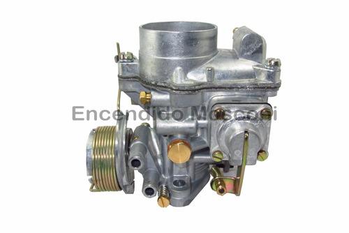 Carburador Caresa Peugeot 404 Tipo Solex 34