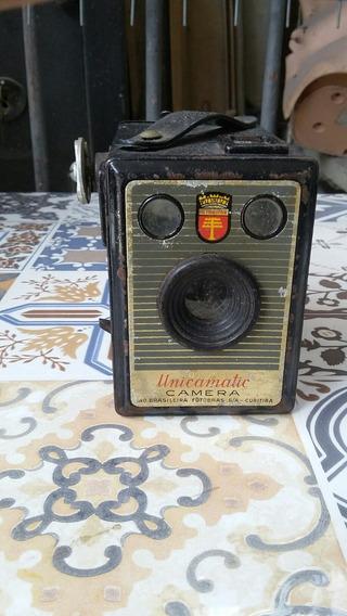 Câmera Fotografia Antiga Unicamatic Fotobras