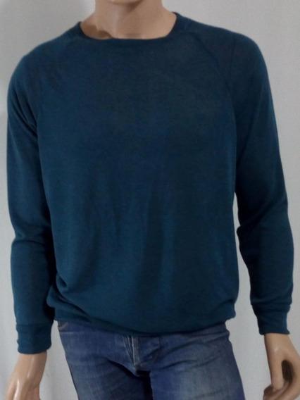 Agotado! Suéter Para Hombre Cuello Redondo, Unitalla