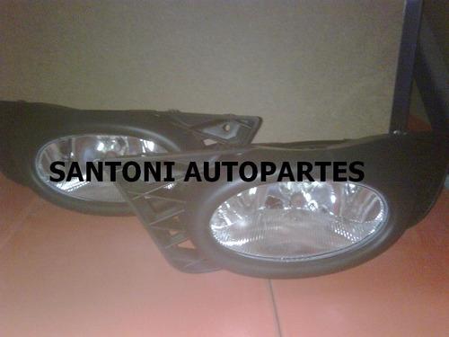 Imagen 1 de 9 de Faro Auxiliar Honda New Civic 09 10 11 12 Kit Completo