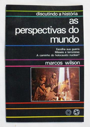 As Perspectivas Do Mundo / Marcos Wilson (1986)