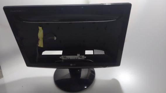Gabinete Completo C/ O Teclado P/ O Monitor Lg W1752p-fp