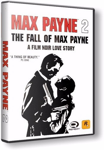 Max Payne 2 The Fall Of Max Payne - Dvd Pc - Frete 8 Reais