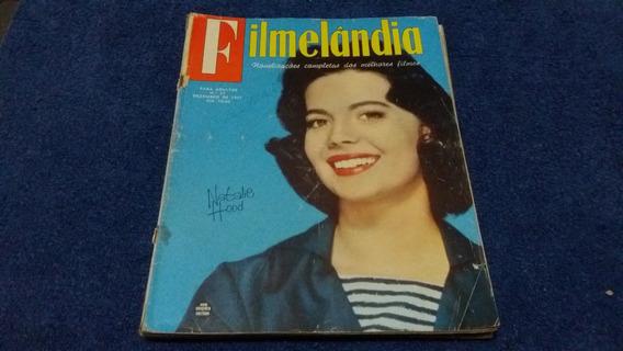 Revista Filmelandia Nº 37 Dez/57 Doris Monteiro/tony Curtis