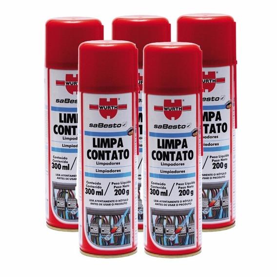 Limpa Contato Wurth (removedor) 300ml