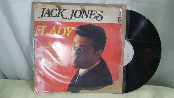 Lp Jack Jones. Lady.