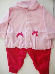 Tiptop Bebê Menina Em Plush Com Babados E Laços