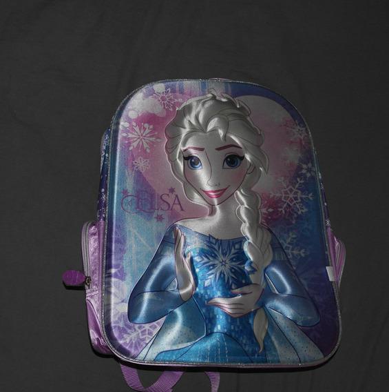Mochila Frozen 3d