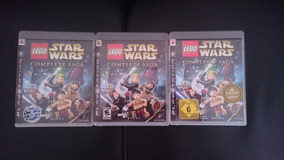Lego Star Wars The Complete Saga Ps3 Valor Unitário