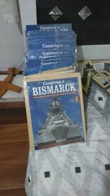 Coleção Construa O Bismark, Editora Salvat