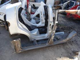 Caixa De Ar Lado Esquerdo De Fiat Uno Fire 4 Portas