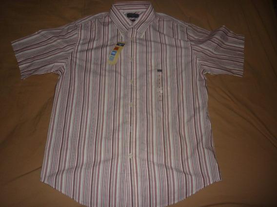 E Camisa Dockers Nueva Con Etiquetas