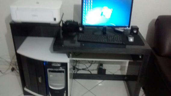 Cpu Pentium Dual Core/monitor Samsung Led 22 + Brinde
