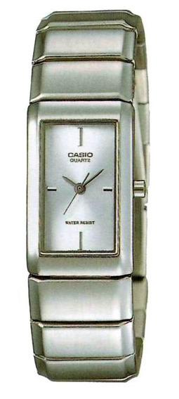 Relógio Casio Feminino Clássico - Aço Inoxidável