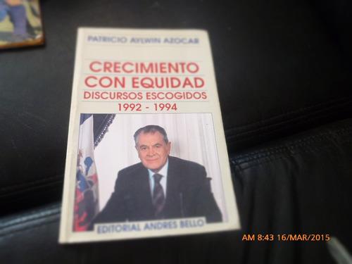 Libro La Transicion Chilena Patricio Aylwin -1992-1994 (8