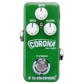 Pedal P/ Guitarra Tc Electronic Mini Corona Chorus - Pd1019