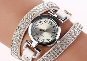 Relógio Feminino Strass