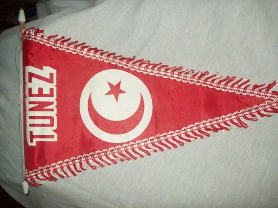 Hermoso Banderìn De Tunez