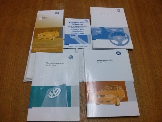 Manual Do Proprietario Do Vw Gol G4 2012