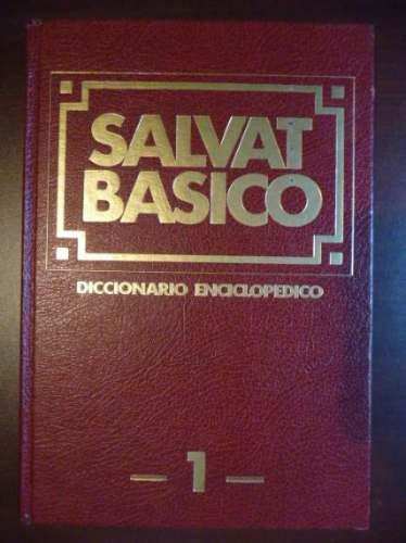 Diccionario Enciclopédico Salvat Básico
