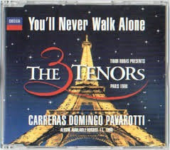 Cd Single The 3 Tenors- You