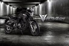 Sirius 250 Motomel Naked 2018 0km Concesionario Oficial