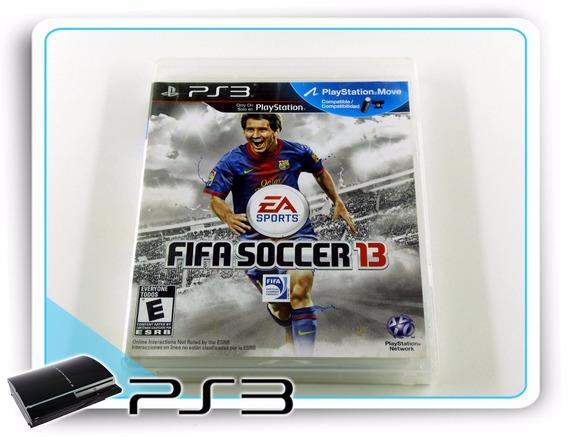 Fifa 13 Original Playstation 3 Ps3