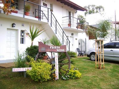 Colon Entre Rios, Cabañas 300 Mts Playa, Centro, Ubic Unica