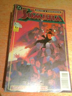 La Sombra Nº 5 Diciembre 1987 Dc Comics Ed.zinco España