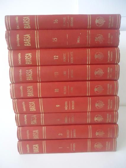 Enciclopédia Barsa - Volumes Avulsos - Preço Por Livro