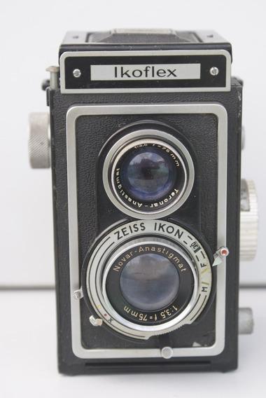 Zeiss Ikoflex Ia 6x6 Novar 75/1:3.5