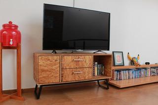 Centro De Entretenimiento, Mueble Para Tv, Salas, Estudio