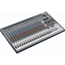 Consola 24 Canales Behringer Eurodesk Sx 2442 Fx (efectos)