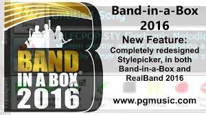 Band In Box Realtracks 1-205 Realdrums E++++ (win)