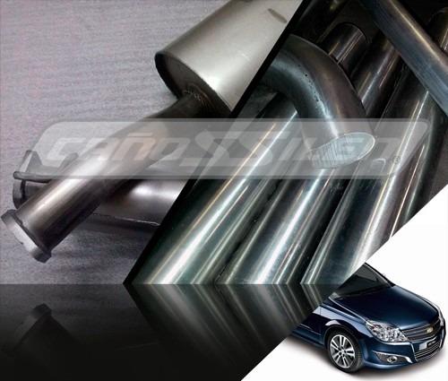 Chevrolet Vectra 2.4 Gt 16v Cañossilen Equipo Completo Inox
