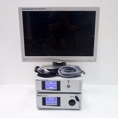 Stryker - Camera1488hd-insufl 40-fonte Led L9000, Monitor 26