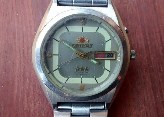 Relógio Orient Automatico 3 Estrelas