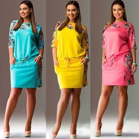 bcd8609fd2 Mini Vestidos Entallados - Ropa y Accesorios en Mercado Libre Colombia