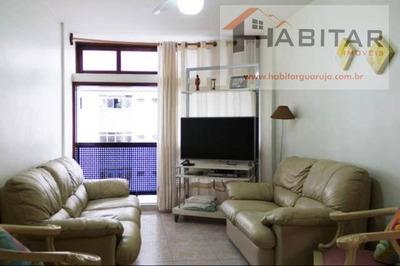 Apartamento A Venda No Bairro Pitangueiras Em Guarujá - Sp. - 814-22265