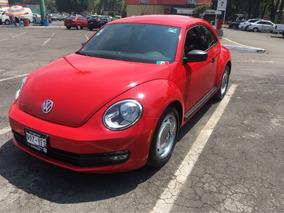 Volkswagen Beetle 2p Sport Tiptronic 2.5l 2012