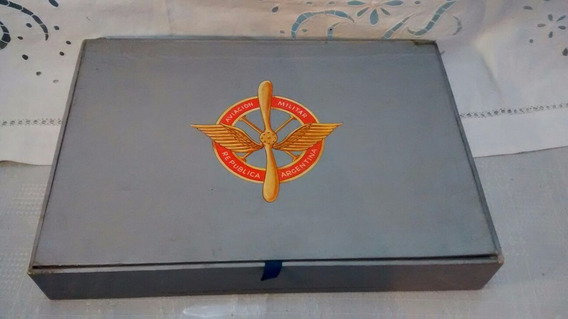 Caja De Fosforo De Aviacion Militar Argentina